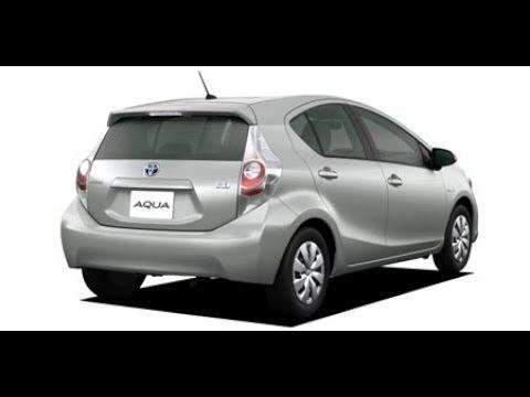 Toyota Aqua/Prius C Number Plate Light (License Plate Light Removal)
