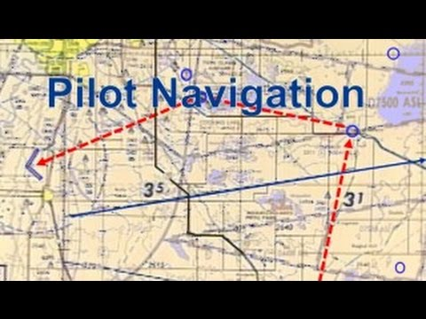 Flight Training Manual Lesson #9: Pilot Navigation