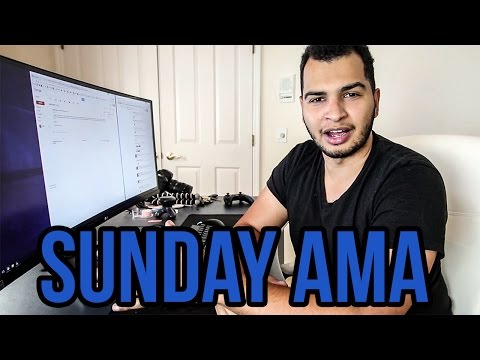 How The Hell Do You Make Money On The Internet?! - Sunday AMA