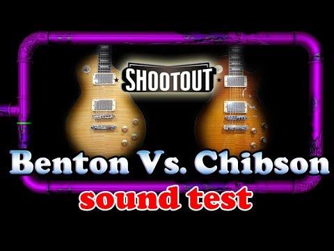 Benton Vs. Chibson (The Shootout)