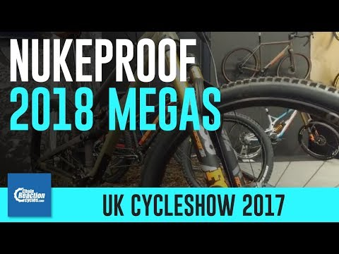 Nukeproof Alloy Mega range 2018 - quick look