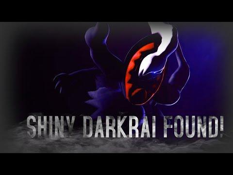 Roblox: Project Pokemon|LEGENDARY HUNT! - SHINY DARKRAI!