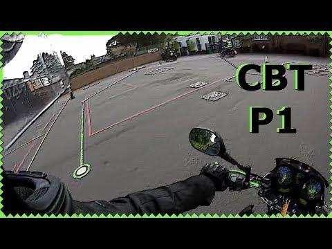 Motorbike CBT (Geared 125cc) Part One