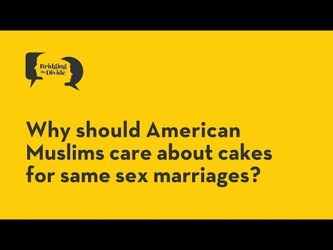 Xxx Mp4 Why Should American Muslims Care About Cakes For Same Sex Marriages 3gp Sex