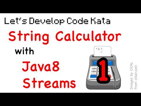 [LD] String Calculator Kata 01 - IntStream (Java 8) | Let's Develop