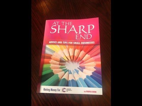 David Norrington & Pals: Give Cancer 'The Sharp End'