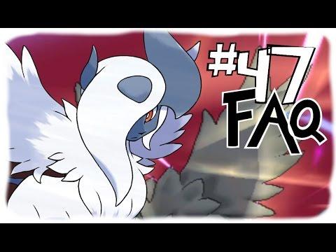 Pokemon [ORAS] Live Wifi Battle #047 FAQ Special / Mega Absol Test