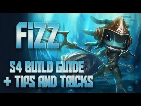 Fizz - S4 Build & Guide - League of Legends