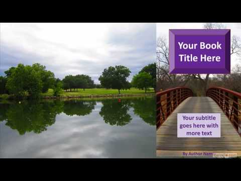 How To Make An Ebook Cover With This Book  Create & Change Your Own Ebook Covers