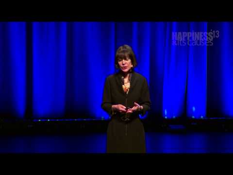 Carol Dweck 'Mindset - the new psychology of success' at Happiness & Its Causes 2013