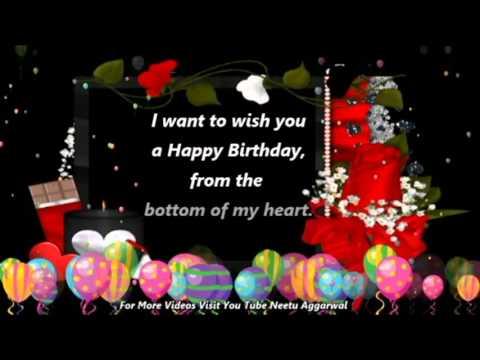 Happy Birthday WishesGreetingsQuotesSmsSayingE Card