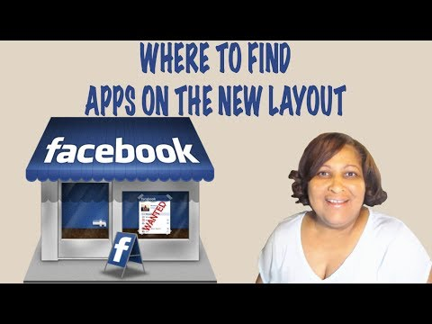 Facebook Layout Changes 2014 Find Your Missing Apps