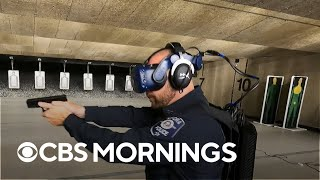 How virtual reality is helping police learn how to make life-or-death encounters less dangerous