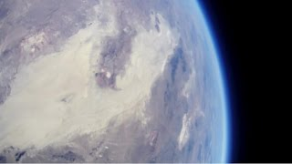 DIY Rocket Launch to 96,000 Ft Onboard Video Views of Space & Earth