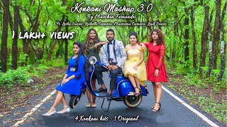 "Konkani Mashup 3.0 Medly Old Popular Konkani Songs with 1 of My Original Song ""Lady Diana""  #goa"