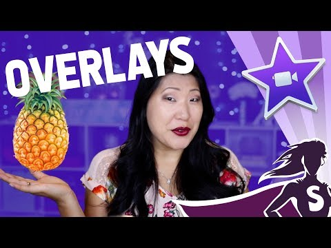 How To Use Overlays in iMovie | Shelly Saves the Day