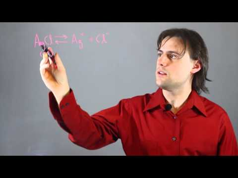 How to Determine Solubility in Chemistry : Chemistry & Physics