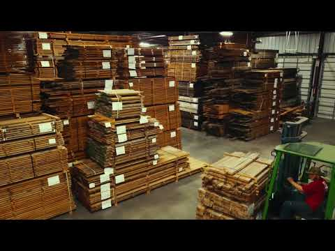Storing and Caring for Reclaimed Wood