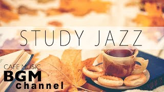 Relaxing Jazz For Study - Jazz ballad Music - Relaxing Cafe Music - Background Music