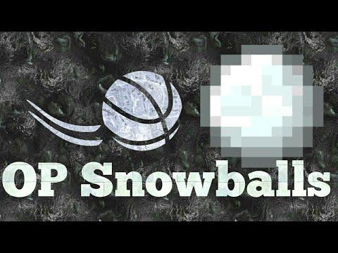 ⚪How to get Op snowballs??