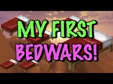 Minecraft Xbox - BEDWARS - MY FIRST MINECRAFT BEDWARS - ON LIFEBOAT SERVERS!