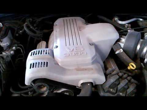 Holden Commodore GM 4L60E 700R4 Auto Trans Service Part 1of2