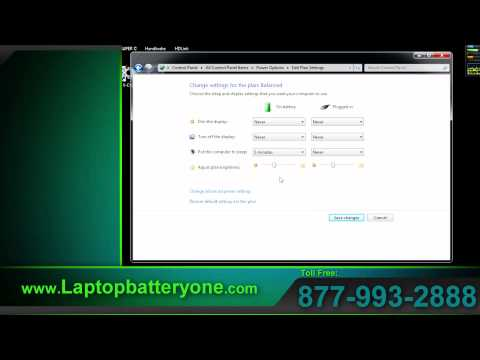 How to Set Laptop Power Saving Mode in Windows | LaptopBatteryOne.com