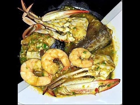 How To: Nigerian Seafood Okro
