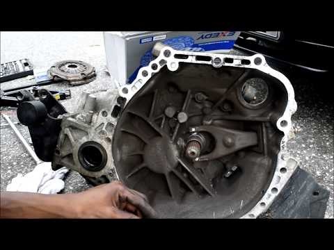 How To Replace Scion TC Clutch
