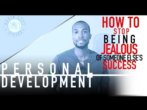 How To Stop Being Jealous of Other People's Success