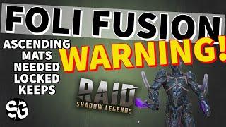 Summoning Legendary & Epic Champions - Raid Shadow Legends - WardenC