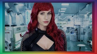ASMR JEAN GREY ROLE PLAY SCI FI SOUNDS PERSONAL ATTENTION