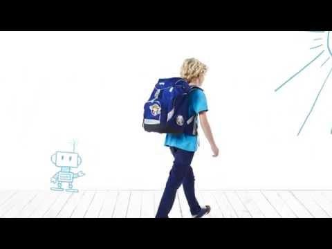 The best school bag for primary school children in Singapore - ergobag