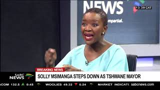 Nationalisation of the South African Reserve Bank:  Busi Mavuso