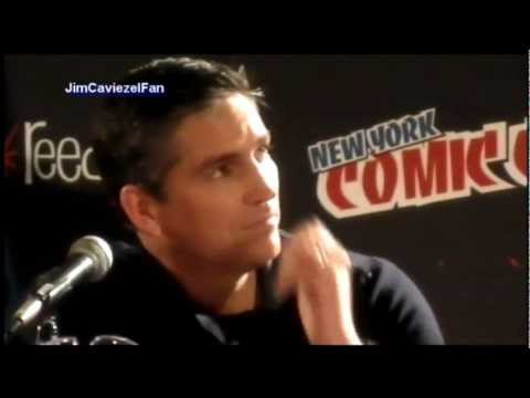 Person of Interest Panel NYC Comic Con 10-13-12 Part 2 of 4