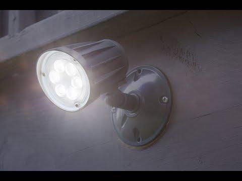 Knuckle-Mount LED Spotlights