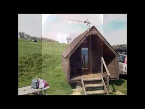 The UK Camping Pod Experience - an idea what to expect.