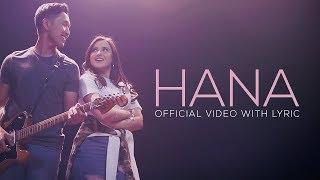 Hana (Official Video With Lyric) - Aziz Harun & Hannah Delisha