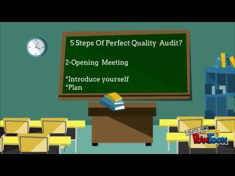 Top 7 internal audit cover letter samples - Quality Auditor Resume