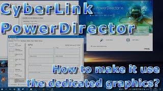 Cyberlink Powerdirector production unsuccessful FIX - PakVim