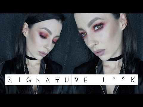 My Signature Makeup Look | Using Limecrime Venus Palette