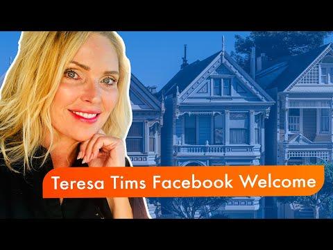 Teresa Tims Facebook Welcome - Mortgage Broker, Lender, Loan Officer, California