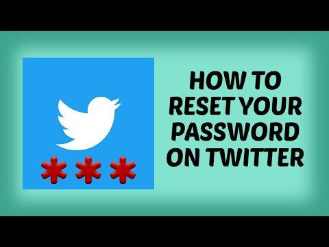 How To Reset Your Password On Twitter in Hindi | Twitter Password Kaise Badalte Hain | Hindi Video