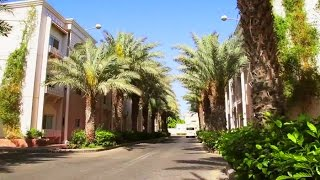 Womens Housing at the King Faisal Specialist Hospital in Jeddah