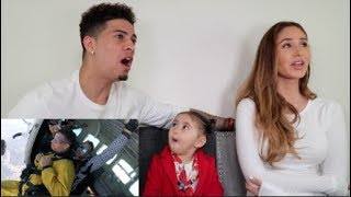 BABY REACTS TO MOMMY AND DADDY PROPOSAL!!!