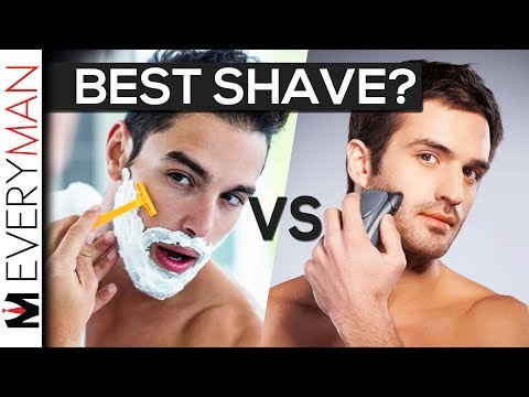 DISPOSABLE RAZOR VS ELECTRIC SHAVER | Comparison | Which Is Best Everyday Shaving Option for Men?