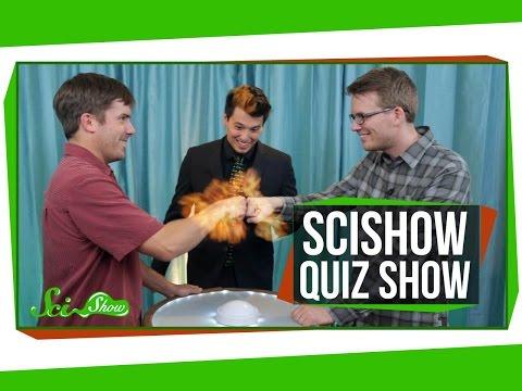 SciShow Quiz Show: Why Humans Are Weird!