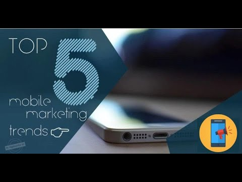 5 Latest Mobile Marketing Trends To Dominate 2016