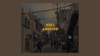 「around - NIKI (lyrics)💛」