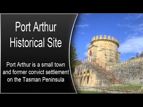 Port Arthur Historical Site - Tasmania